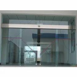 Glass Door Sliding Folding System