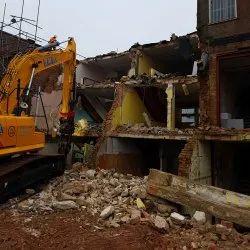 Old Site Dismantling Service