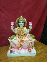 Marble Laxmi Ji Idols