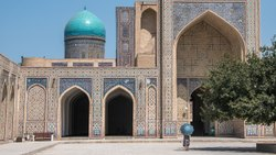 1 Tashkent Uzbekistan Tour Package