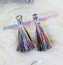 Shiny Mini Tassel