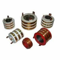 Single Phase Cover or Frame Electrical Products-Slip Rings Unit
