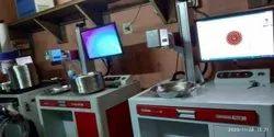 Steel Dinner Set Laser Marking Services