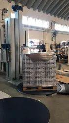 water tank wrapping machine
