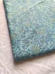 Printed Ladies Cotton Fabric Running
