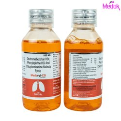 Medoryl-CS Cough Syrup, 100 ml