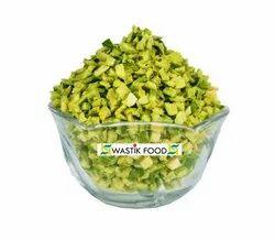 A Grade Freeze Dried Green Capsicum, 3 Layer Aluminium Bag, Packaging Size: 5 Kg