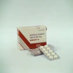 Biselect 10 MG (Bisoprolol Flumarate )