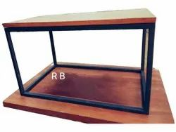 RB Powder Coated MS Restaurant Table