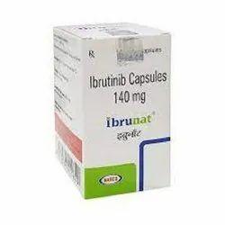 Ibrunat 140mg (Ibrutinib Capsules)