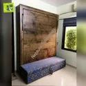 Wall Mounted Bed With Sofa