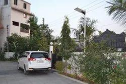 18w all in one solar street light