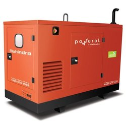15 kVA Mahindra Powerol Diesel Generator, 3 Phase