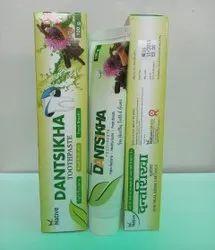 Strawberry Neem Toothpaste