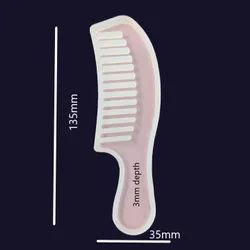 SILICONE- RESIN MOLD FOR COMB - 6 - URP090-RM