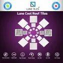 Solar Reflectance Index Cool Roof Tile