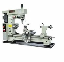 TOP-MODEL COMBINED LATHE MACHINE