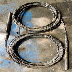 Wire Rope For Skip Bucket