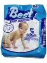 Cotton Disposable Best Medium Baby Diaper