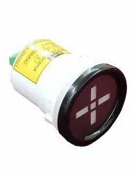 LED Semaphore Indicator - 43mm Cutout