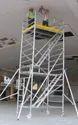 Crystal Aluminium Stairway Mobile Scaffolding