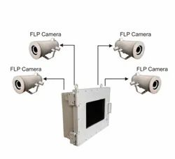 Flameproof CCTV Camera System