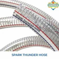 PVC Steel Wire Suction Hose
