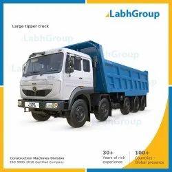 大型脚步卡车,42000公斤(约。)