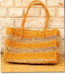 Handicraft Bamboo Sabai Sea Kauna Grass Multipurpose Bag