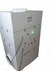 Negative Pressure Filtration Unit For Covid-19 Labs