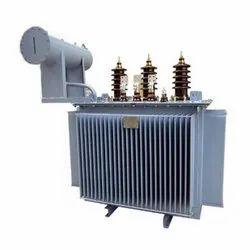 2.5MVA 3-Phase Dry Type OLTC Transformer