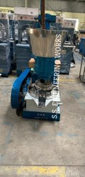 Rotary (Iron) Chekku Oil Extraction Machine 10 Kg With 5HP Motor (3 Phase)