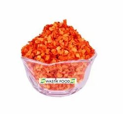 A Grade Freeze Dried Red Capsicum, Packaging Size: 5 Kg