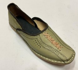 Genuine Leather Rajasthani Gent,s Boot