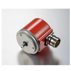 Serie 58 High Resolution Incremental Solid Shaft Encoder