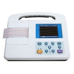 3 Electric Digital ECG Machine, For Hospital, Model: MAK600