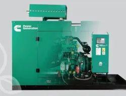 82.5 kVA Cummins Silent Generator