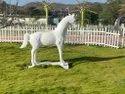 Fiber Horse Statue