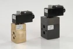 3 Way Large Orifice Solenoid Valve