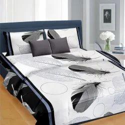 Designer Incense Album Bedsheet Set