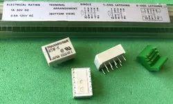 Low Signal Relay A5W-K Takamisawa / G6HK-2-100-DC12 Omron / EA2-12NJ NEC / TQ2-24V Nais