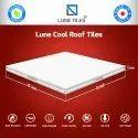 Solar Reflectance Index Heat Reflective Tile