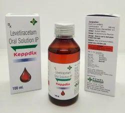 Keppdix Syrup (levetiracetam Oral)