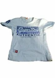 Cotton Printed T Shirt Printing Services