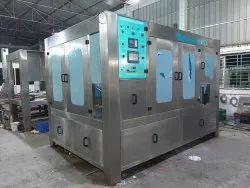 9000bph Automatic Pet Goli Soda Filling Machine