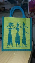 Assorted Plain Jute Wedding Bag