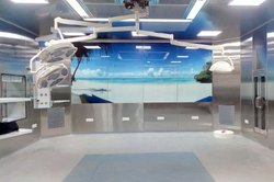 Stainless Steel Modular Operation Theater