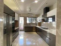 PVC Modular Kitchen Designing Service