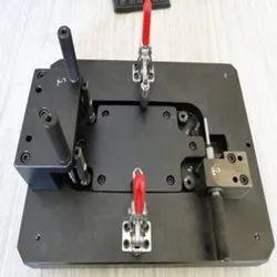 Mild Steel Jig Fixture, For Holding Workpiece
