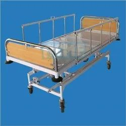 ACME 1005 SS Bows Mechanical ICU Bed